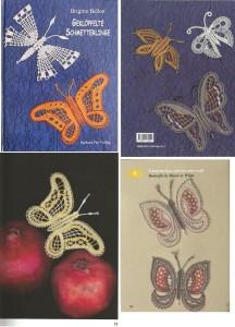 BobbinLaceButterflies